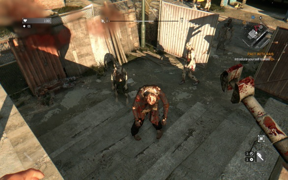 Dying Light PC gameplay sctreenshot
