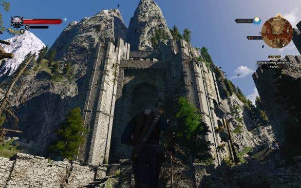 The Witcher 3: Wild Hunt PC gameplay screenshot