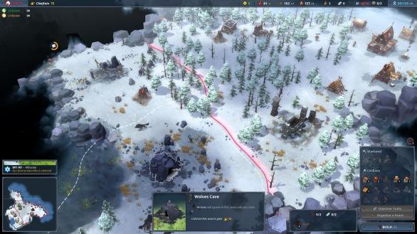 northgard gameplay screenshoot